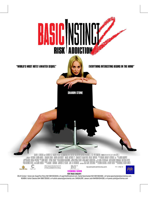BASIC INSTINCT 2 RISK ADDICTION