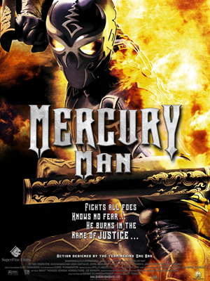 MERCURY MAN